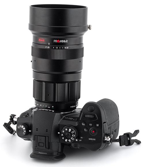 KOWA PROMINAR 8.5mm F2.8 Macro