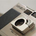 フィルム写真ブーム再び!高級コンパクトフィルムカメラの名機をご紹介!