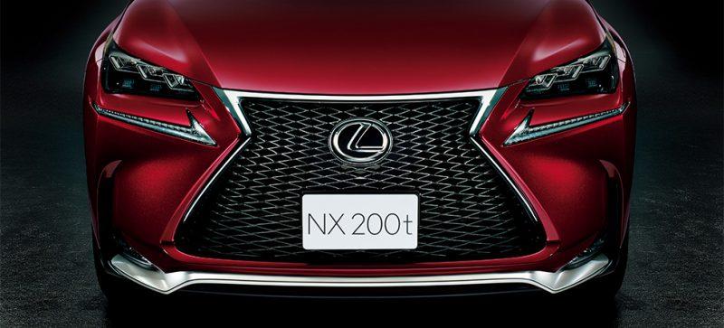 レクサス NX200t エクステリア