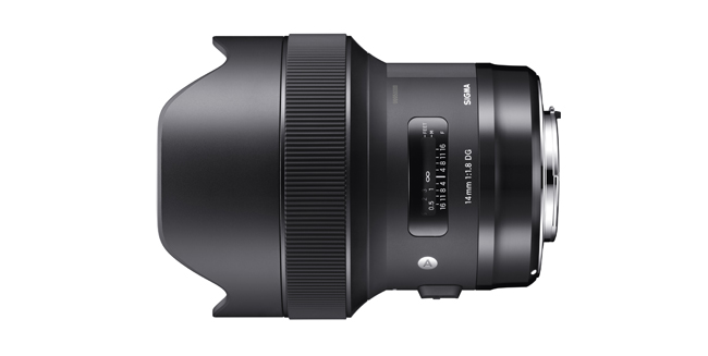 14mm F1.8 DG HSM Art