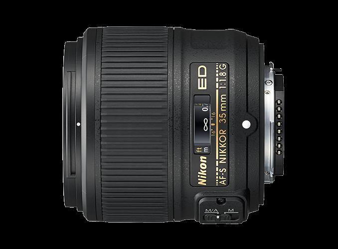 AF-S NIKKOR 35mm f:1.8G ED