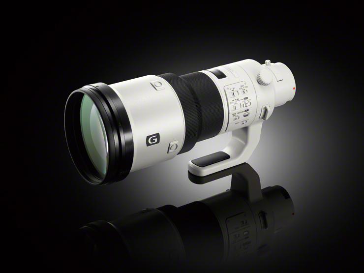 500mm F4 G SSM