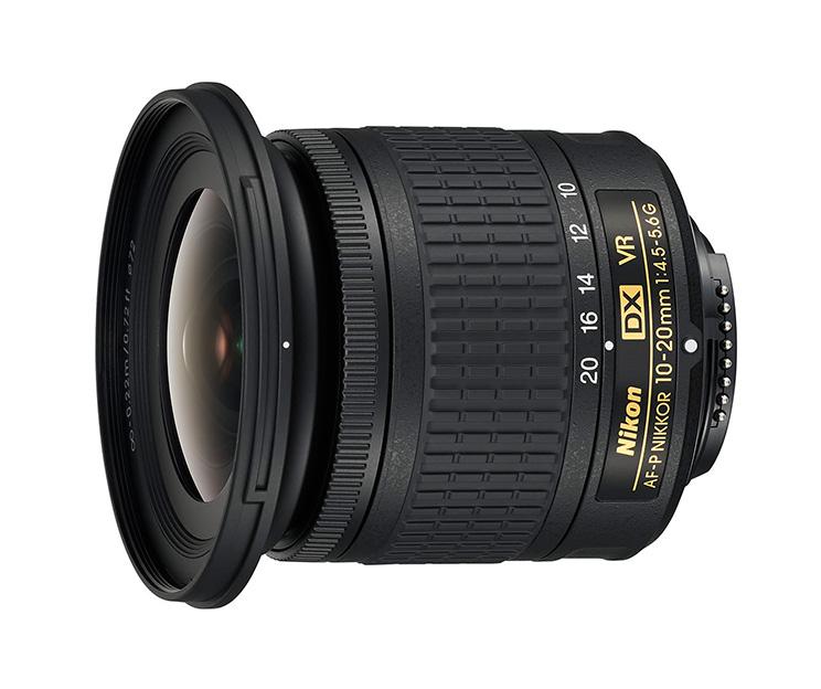 AF-P DX NIKKOR 10-20mm f:4.5-5.6G VR