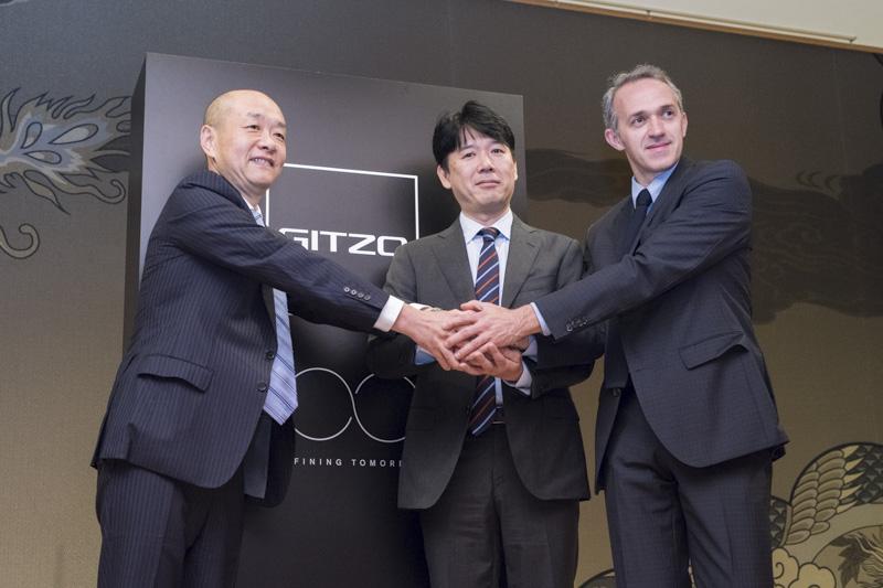GITZOの100周年記念イベント