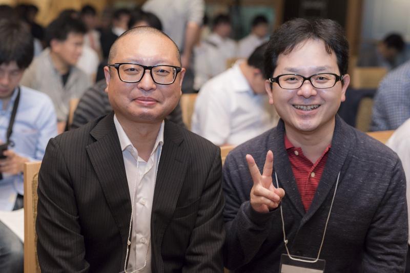 デジカメwatchの編集長:折本幸治氏と山崎
