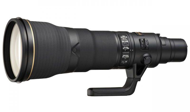AF-S NIKKOR 800mm f/5.6E FL ED VR
