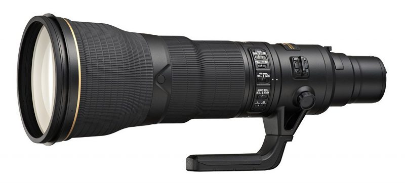 AF-S NIKKOR 800mm f:5.6E FL ED VR