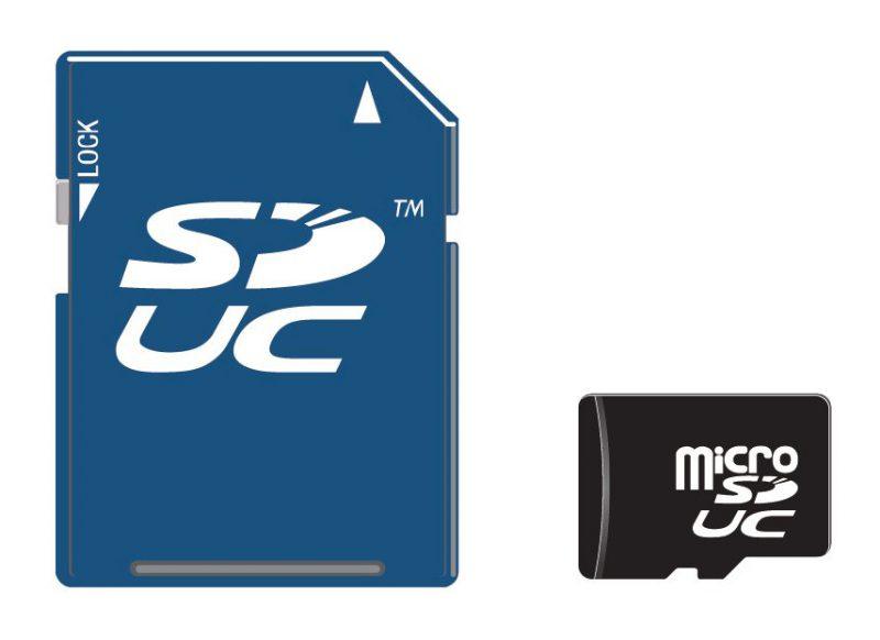 SDUC microSDUC