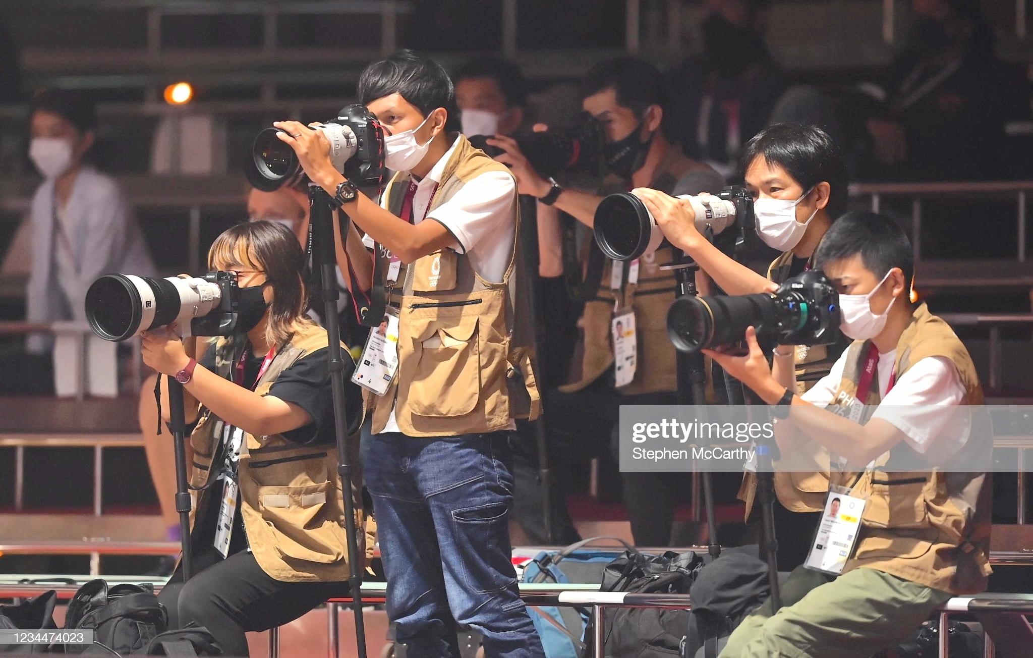 東京2020オリンピック カメラマン 58