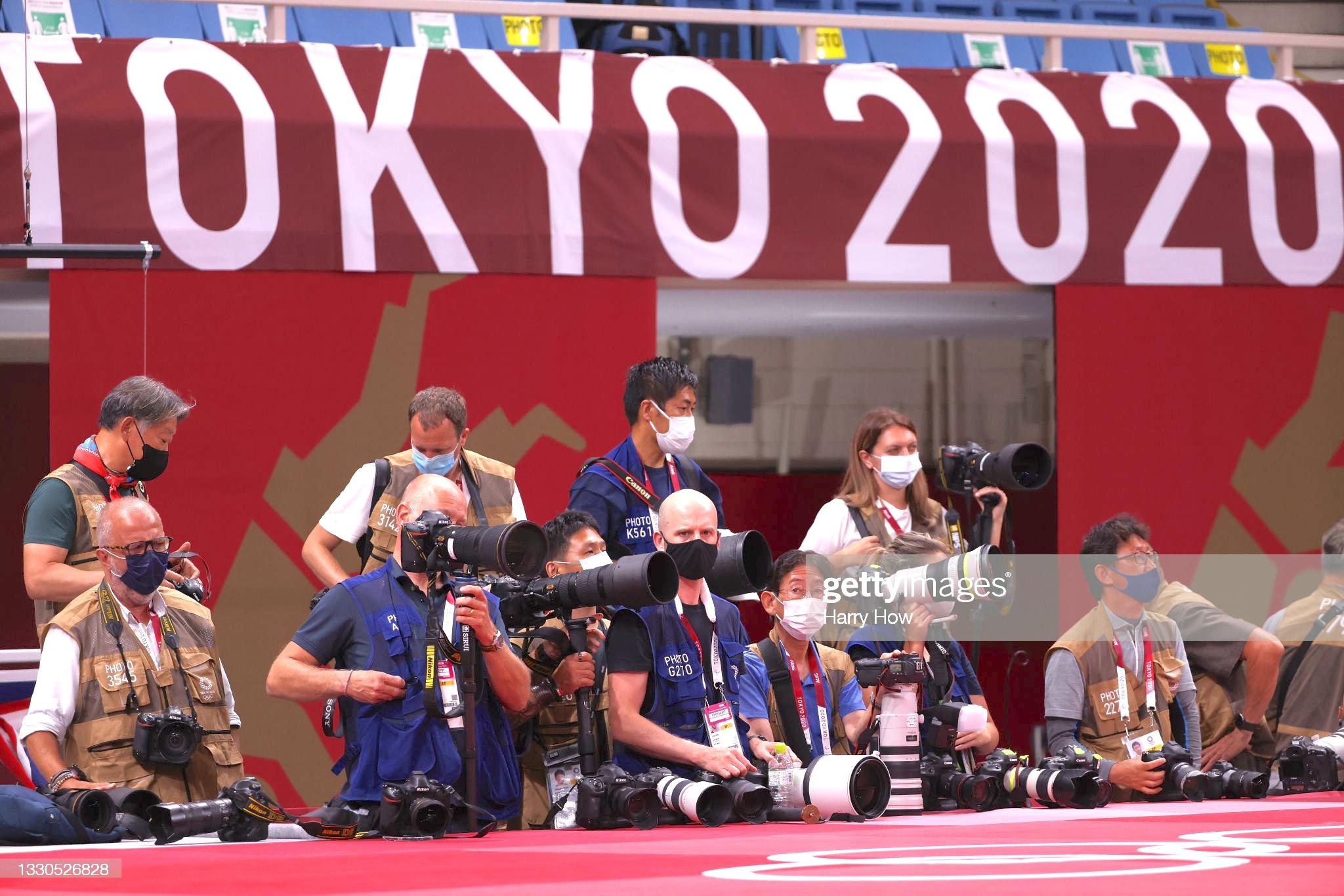 東京2020オリンピック プロカメラマン/Tokyo 2020 Olympic Pro Photographer