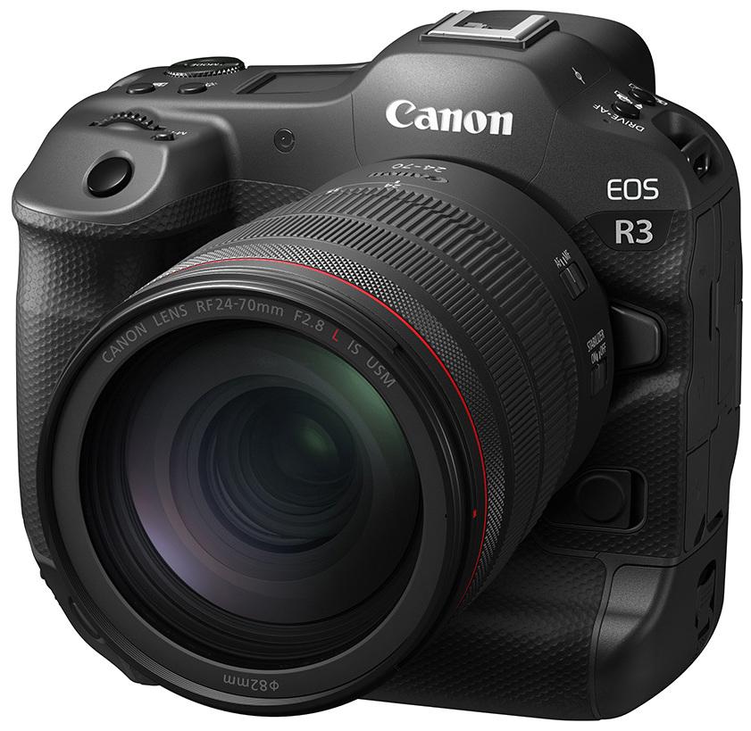 Canon EOS R3/キヤノン EOS R3 01
